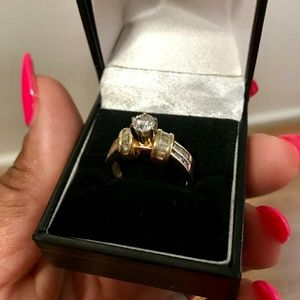 Jewelry - Engagement Diamond Ring